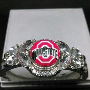 Ohio State University Bracelet